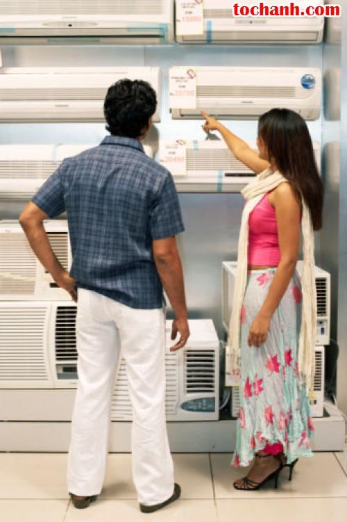 Hướng dẫn mua và sử dụng máy lạnh hợp lý