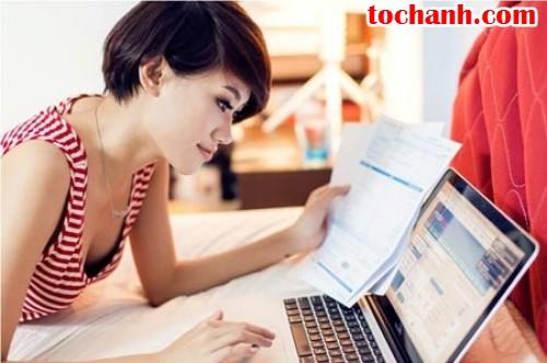 Mua sắm online ngày càng phổ biến